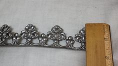 Hey, I found this really awesome Etsy listing at https://www.etsy.com/listing/265590797/metal-banding-made-in-usa-crown-and
