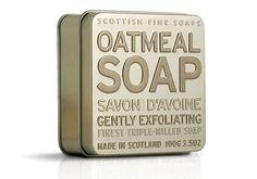 Scottish Fine Soaps Company Oatmeal Soap
