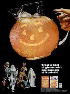 1964, Halloween Kool-Aid