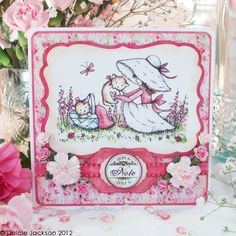 Wild Rose Studio - Designers - Dulcie Mascord Studio Cards, Lavinia Stamps, Hobby House, Copics, Stamping, Designers, Scrapbooking, Tags, Rose