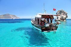 Amazing clear waters of Kalkan, Antalya Happy memories of Alfie & Bella swimming here as little ones..beautiful clear waters...truly stunning!