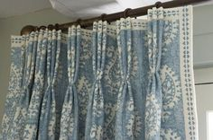 Send me your fabric, Pinch pleated lined drapes, French pleated curtains, Custom made pleated draperies, Professionally made pleated drapes Pinch Pleat Curtains, Curtains And Draperies, No Sew Curtains, Pleated Curtains, Rod Pocket Curtains, Drapery Panels, Grommet Curtains, Window Curtains, Cottage Curtains