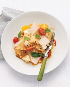 Fit to Eat: Healthy Pastas