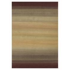 """Oriental Weavers Generations Light Brown Abstract Area Rug & Reviews 