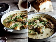 From The GG Archives: Coq Au Riesling — The Golden Girl Blog