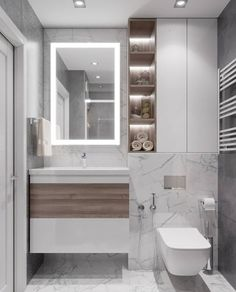 Luxury wrapped New Year's Eve celebration (edit now) 1456529324 – Marble Bathroom Dreams Washroom Design, Toilet Design, Bathroom Design Luxury, Bathroom Layout, Modern Bathroom Design, Home Interior Design, Small Bathroom, Bathroom Cabinets, Modern Bathroom Lighting