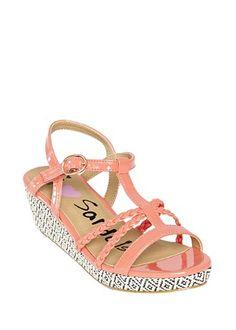 0439a33ea2d4 Girls Wedge Sandals (Younger Kids 10- Older Kids 5) Matalan