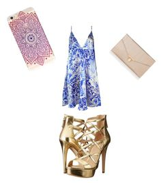 """""""Going out clothes"""" by jorjathompson on Polyvore featuring Plakinger, GUESS and Accessorize"""