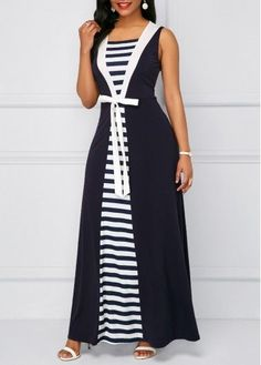 Elegant Party Dresses In The Uk your Party Dresses Midi Length beneath Dress Up Fashion Designer Paris Latest African Fashion Dresses, African Dresses For Women, Women's Fashion Dresses, Dress Outfits, Casual Party Dresses, Elegant Dresses, Sexy Dresses, Cute Dresses, Striped Maxi Dresses
