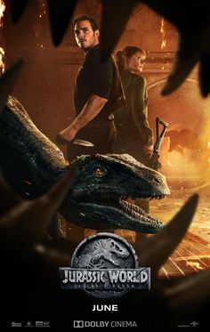 Return to the main poster page for Jurassic World: Fallen Kingdom (#8 of 8)