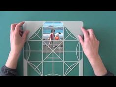 This video shows you which photos you can use with Lea France stencils.
