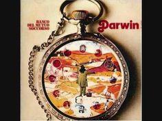 Banco del Mutuo Soccorso - La Conquista Della Posizione Eretta - Darwin - 1972