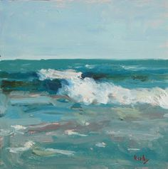 Artists Of Texas Contemporary Paintings and Art - Fast Waves