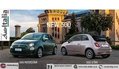 You don't have to look for your star in the sky 🤩 Star Sky, Fiat, That Look, Cars, Street, Instagram, Italia, Autos, Car