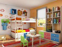 009 camas infantiles decoracion Las diez mejores fotos de camas nido en decoración v 2.0