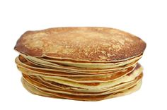 Dukan Oat Bran Pancake. Info: 68.6 calories, 4.6g of fat, 2g of Carbohydrates, .5g of fiber, 6g of protein. Ingredients: 1.5 tbsp oat bran, 1.5 tbsp nonfat cream cheese quark, 1 egg, pinch cinnamon. Instructions: 1. Place all ingredients in small bowl, mix together. 2. Heat medium skillet over medium heat and spray w/ cooking spray. Cook on each side 2-3 mins.