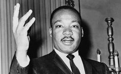 "Today I say...""Happy Birthday Dr. King!"" http://lovingandlivingover40.com/2013/01/happy-birthday-dr-king"
