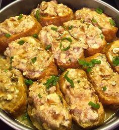 Ono Kine Recipes, Pork Recipes, Asian Recipes, Mexican Food Recipes, Cooking Recipes, Ethnic Recipes, Recipies, Stuffed Aburage Recipe, Hawaiian Dishes