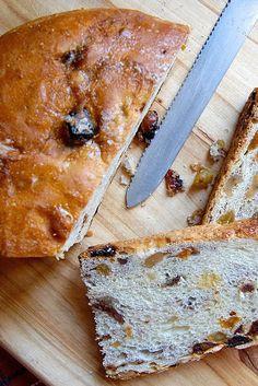 Tuscan Coffeecake Recipe