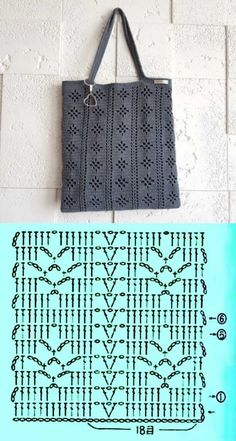 50 free crochet patterns for many household items crochet bag cost . - 50 free crochet patterns for many household items crochet bag free pattern Agli # kitchengarden - Diy Crochet Purse, Crochet Purse Patterns, Crochet Market Bag, Crochet Handbags, Crochet Purses, Knitting Patterns, Crochet Bags, Crochet Diagram, Crochet Motif
