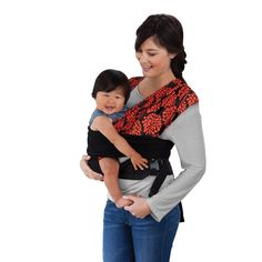 Dedicated resource about getting started babywearing with Wraps