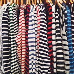 Stripes All Day! #Stripes #SaintJames