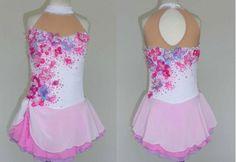 Competition Dress - TS9 [TS9] - $159.95 :: Tina's Skate Wear - Custom Make-to-Fit Skating Dresss, Figure Skating Dresses, Baton Twirling/Dance Costumes.