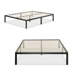 Priage Platform 1000 Queen Bed Frame