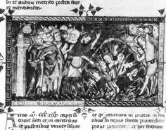 1349, Jews were blamed for the Black Plague. In more than 350 towns in Germany all Jews were murdered, mostly burned alive (in this one year more Jews were killed than Christians in 200 years of ancient Roman persecution of Christians).