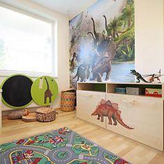 Ve světě dinosaurů Kids Rugs, Ideas, Home Decor, Yurts, Decoration Home, Kid Friendly Rugs, Room Decor, Home Interior Design