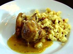 Chicken with Forty Cloves of Garlic Recipe : Ina Garten : Food Network - FoodNetwork.com