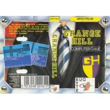Grange Hill: The Computer Game for ZX Spectrum from Bug Byte