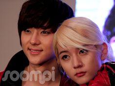 Minhyun and Ren. Eeeeeek!