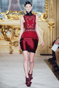 Fall 2012 Fashion Trend--Let Them Eat Cake  Aquilano e Rimondi