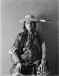 White Horse. Southern Cheyenne 1895