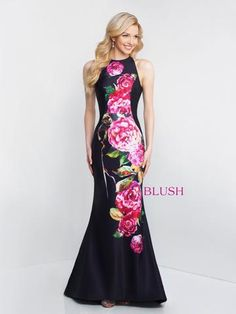 79a83a29e00b1 71 Best Blush Couture images | Evening gowns, Blush prom dress ...