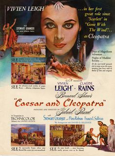 Caesar and Cleopatra (1945) http://explore.bfi.org.uk/4ce2b6a6e8b52