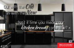 New Replacement Kitchen Doors UK - Dream Doors & Dream Doors Catalogue #kitchen #makeover #home #style #renovation ...