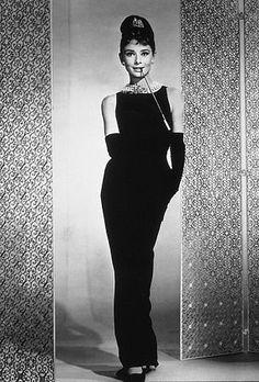 "Audrey Hepburn - ""Breakfast At Tiffany"""