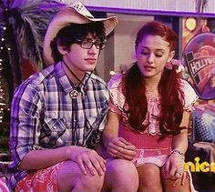 Cabbie is the pairing of Cat Valentine and Robbie Shapiro (Ca/t and Ro/bbie). Cabbie is one of...