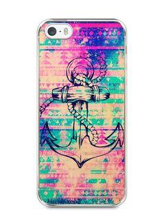 Capa Iphone 5/S Âncora - SmartCases - Acessórios para celulares e tablets :)