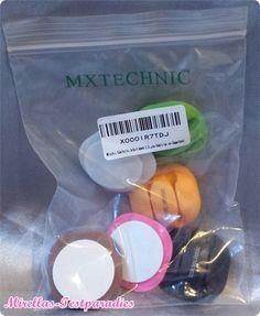 Die selbstklebenden Kabelhalter von MXtechnic – Mehr Ordnung auf dem Schreibtisch   Mirellas Testparadies