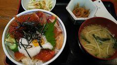 海鮮丼@一魚一栄