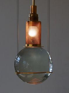Pendant Lamp by Günter Leuchtmann  https://catview.wordpress.com/2012/11/23/pendant-lamp-gunter-leuchtmann/