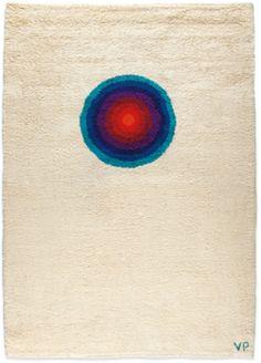 design-is-fine: Verner Panton, carpet from the Maroc series, 1974. Made for Mira-X, Switzerland.