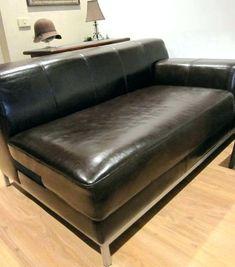 Ikea Sofa Leather Covers Grey Furniture Fabric Covered