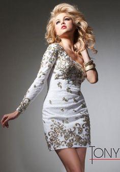 Tony Bowls Shorts Dress TS11372 at Prom Dress Shop (Prom Dresses ...