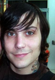 Photo of cute Frankie for fans of Frank Iero 21191601 My Chemical Romance, Emo Bands, Rock Bands, Bob Bryar, Hip Hop, Pete Wentz, Gerard Way, Pop Punk, My Favorite Music