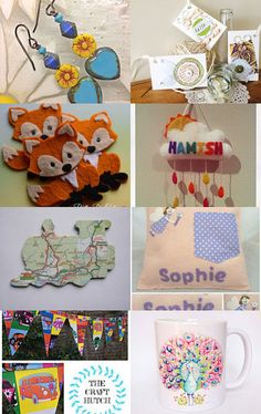 Grogeous gifts from my favourite shops by Kerry Cornell on Etsy--Pinned with TreasuryPin.com