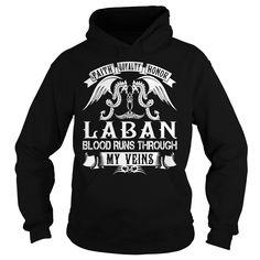 LABAN Blood - LABAN Last Name, Surname T-Shirt